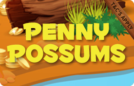 Crocodile Bingo - Penny Possums