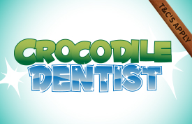 Crocodile Bingo - Crocodile Dentist